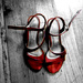 The Red Shoes by alia_801