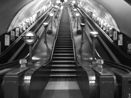 Swiss Cottage tube by shannejw