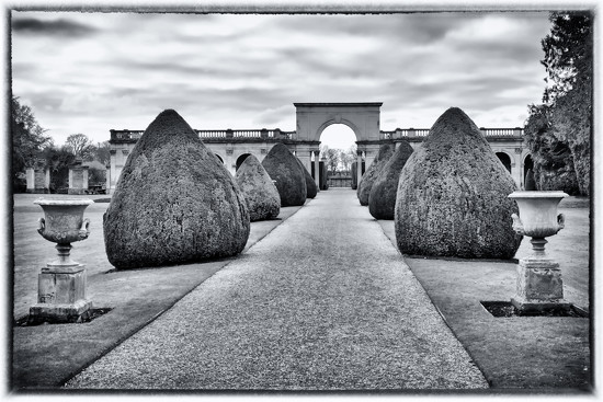 2017 02 18 - The Formal Gardens by pamknowler