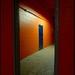 Doors in a Hallway (Color)
