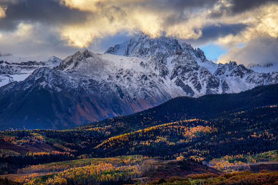 Drama Above Mt. Sneffels by exposure4u