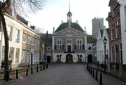 19th Feb 2017 - Former townhal of the city Middelharnis