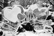 13th Feb 2017 - Icy Hearts