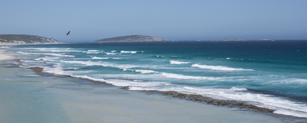 11 Mile Beach at Esperance by winshez