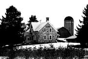 23rd Feb 2017 - The Old Farm House