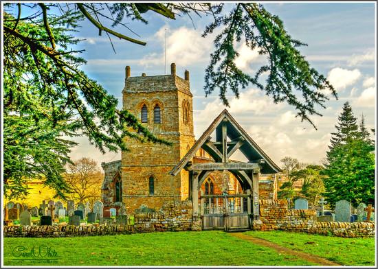 St.Andrew's Church, Harlestone by carolmw