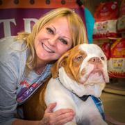 26th Feb 2017 - Rescue dog for adoption