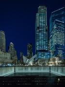1st Mar 2017 - 9/11 Memorial Plaza