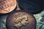 3rd Mar 2017 - Crown on a Coin for C