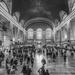 Before Rush Hour at Grand Central Station by taffy