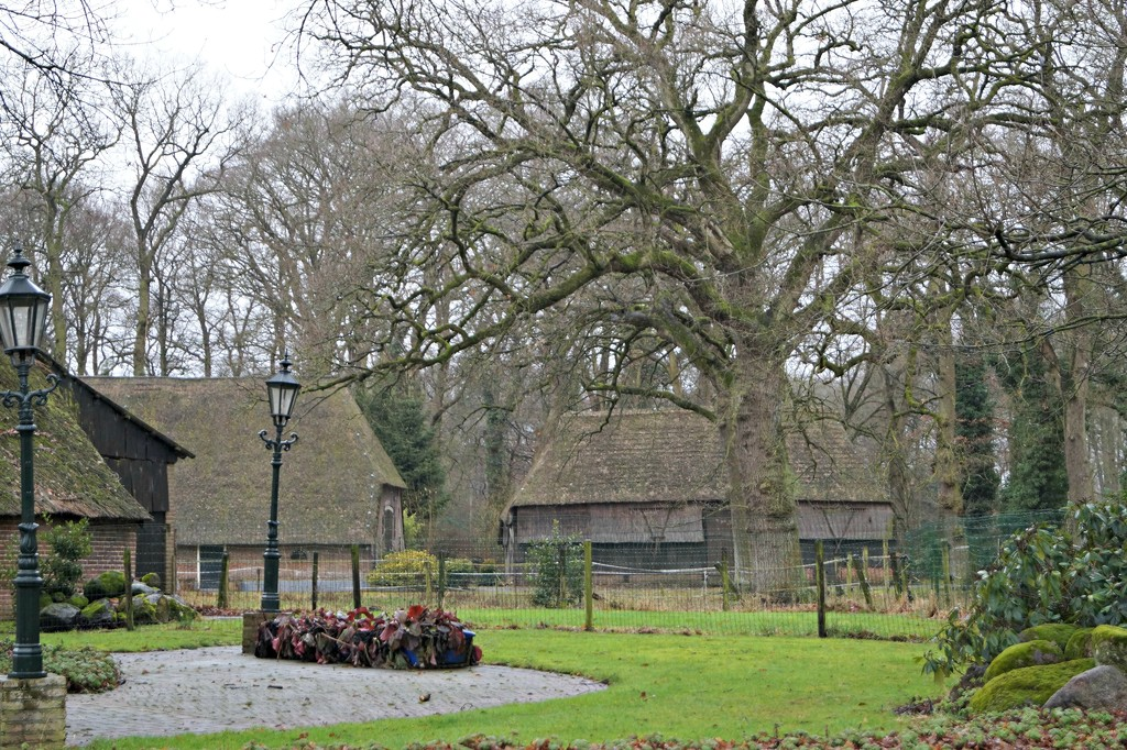 old farmhouses by gijsje