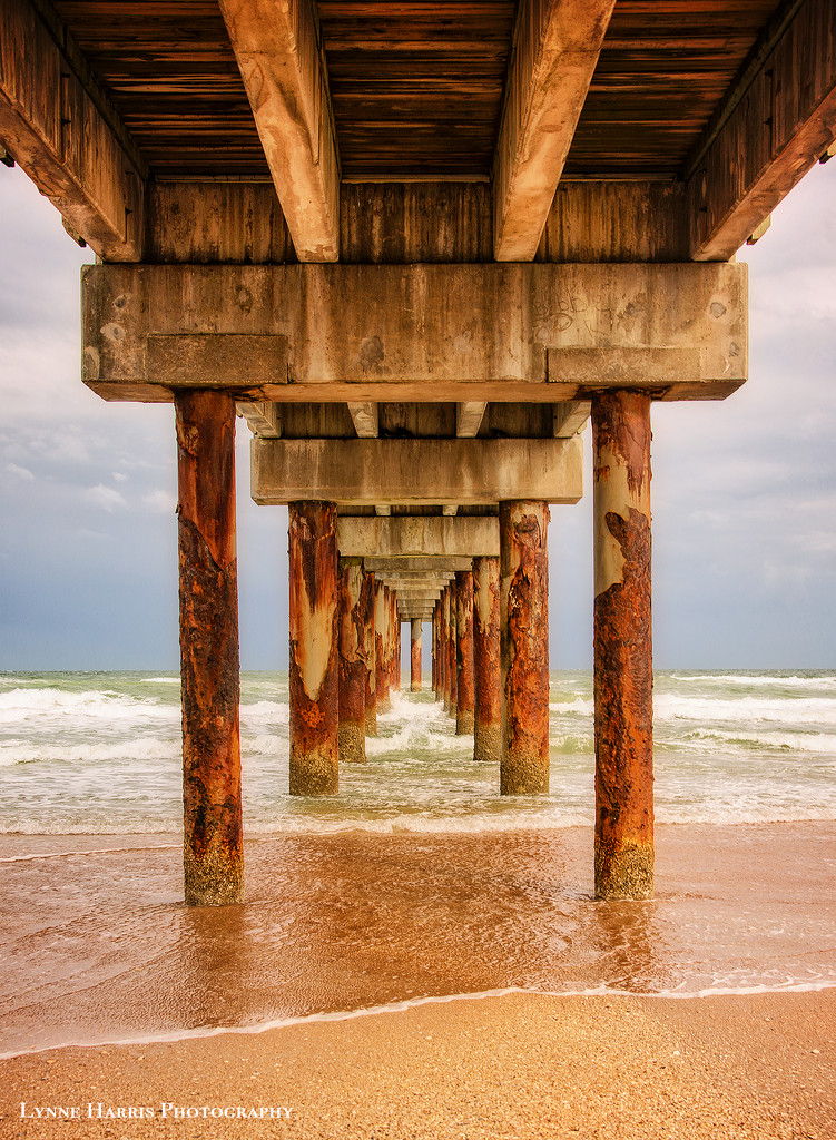 Under the Pier by lynne5477