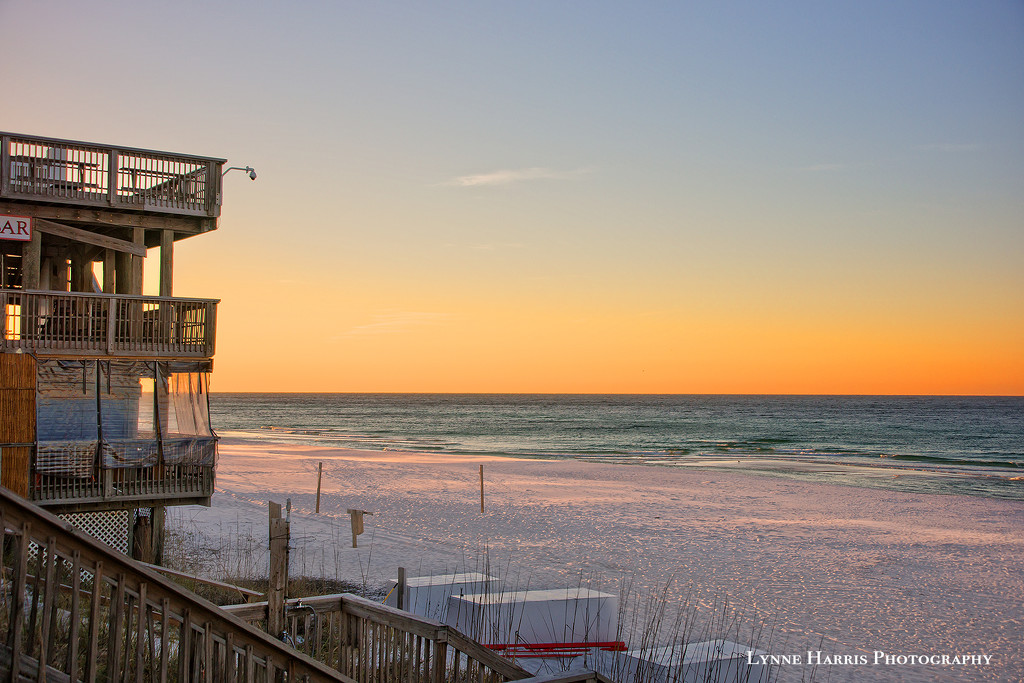 Sunrise at the Beach by lynne5477