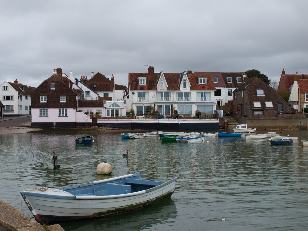 Emsworth Harbour by josiegilbert