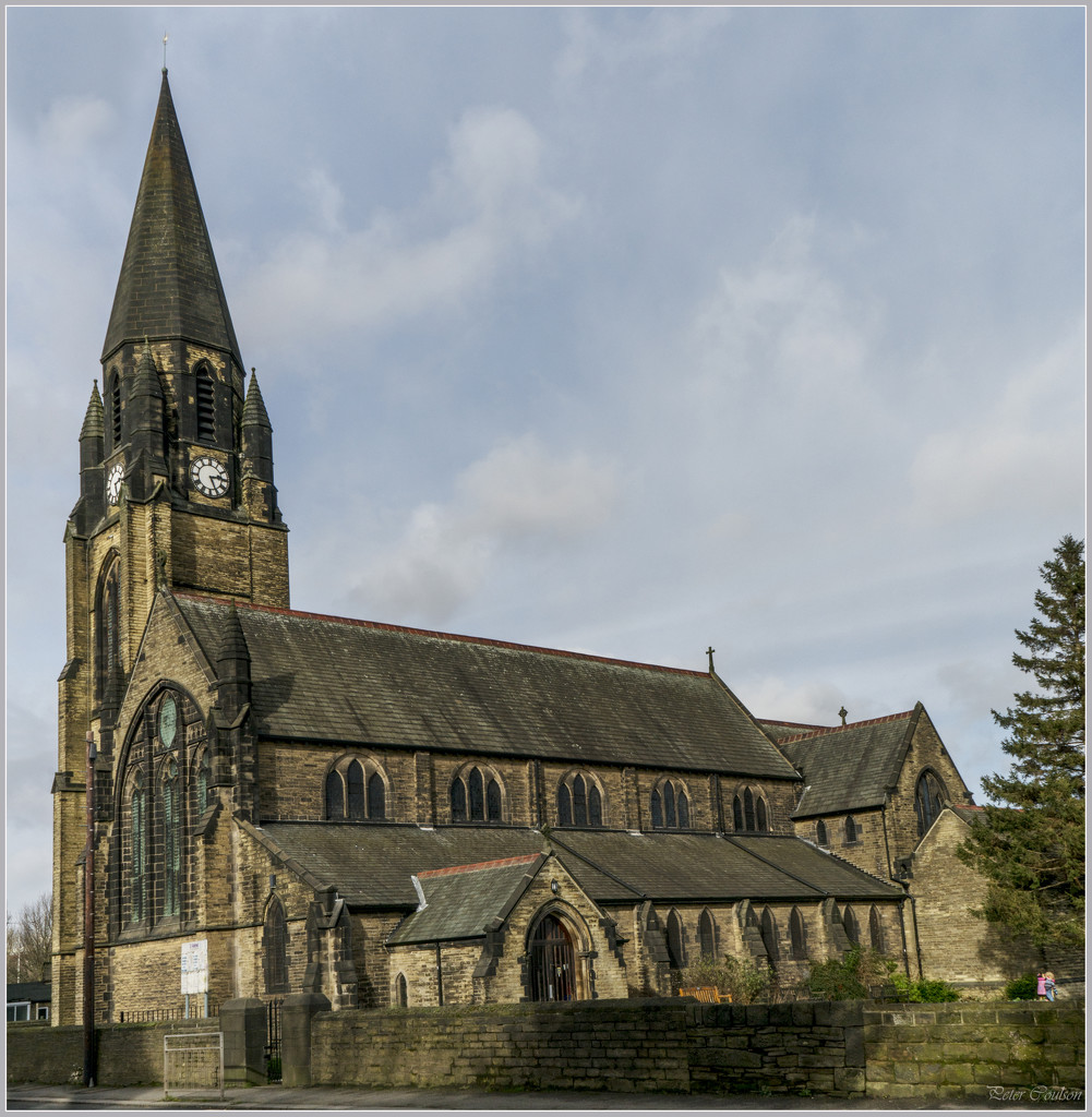 St Andrew's Church by pcoulson