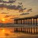 Sunrise at St Augustine Beach by lynne5477