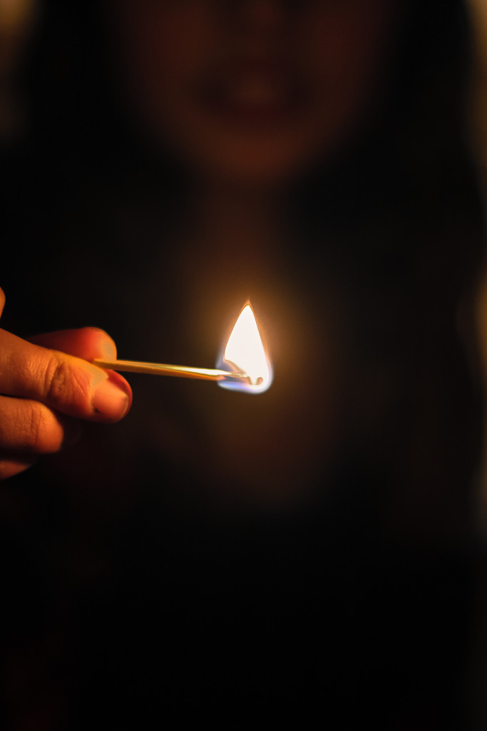 Playing with matches by rachelwithey