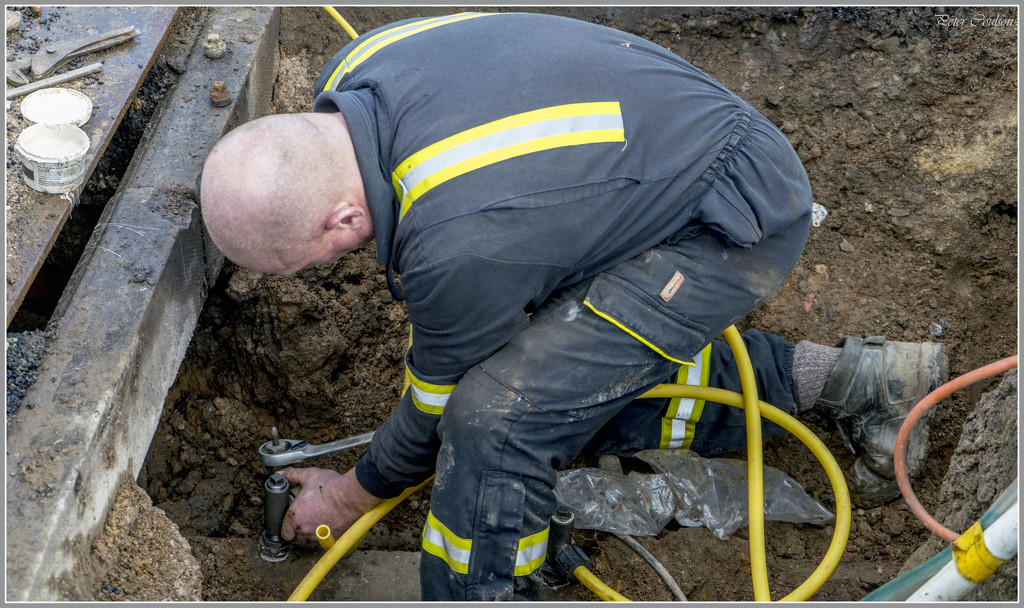 Gas Fitter by pcoulson