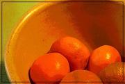 7th Mar 2017 - A Bowl of Oranges