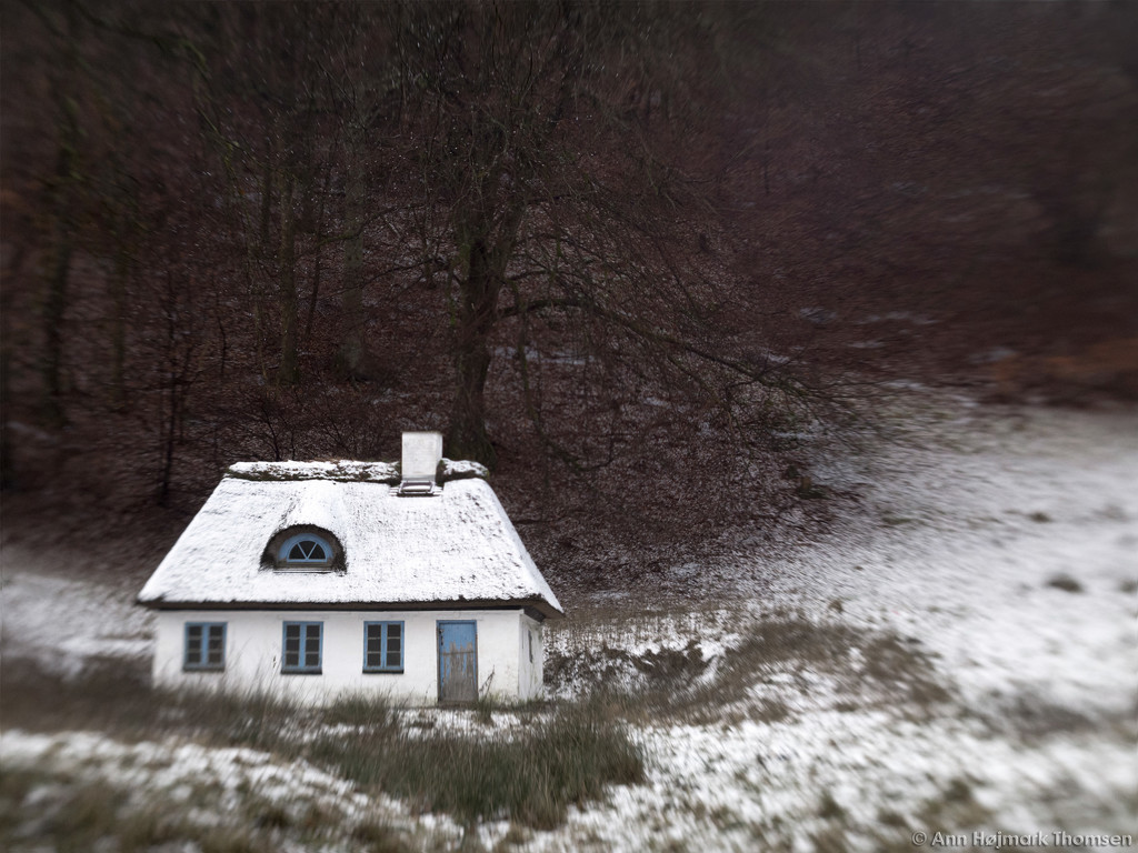 The old cottage by atchoo