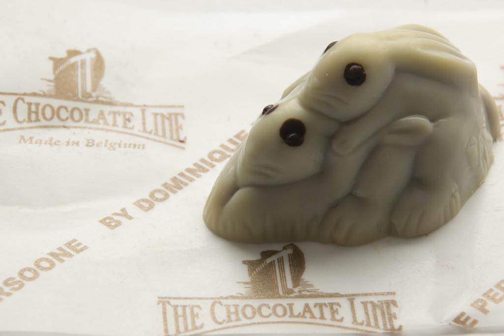 Bunnies Chocolate by bizziebeeme