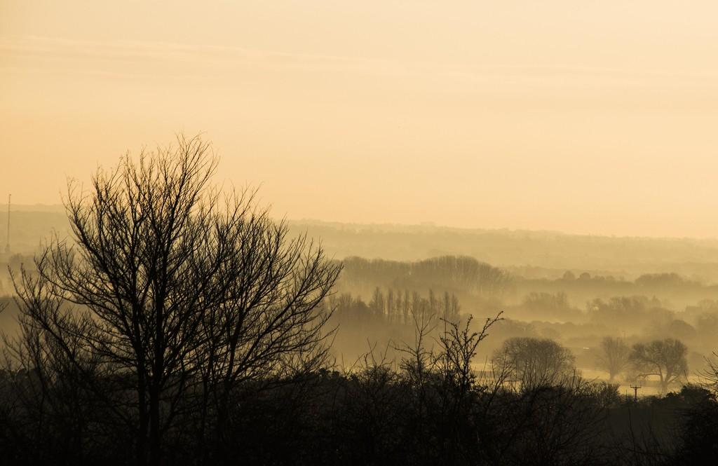 Early morning on Croft Hill by shepherdman