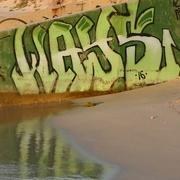 9th Mar 2017 - Beachside Graffiti...._DSC3904
