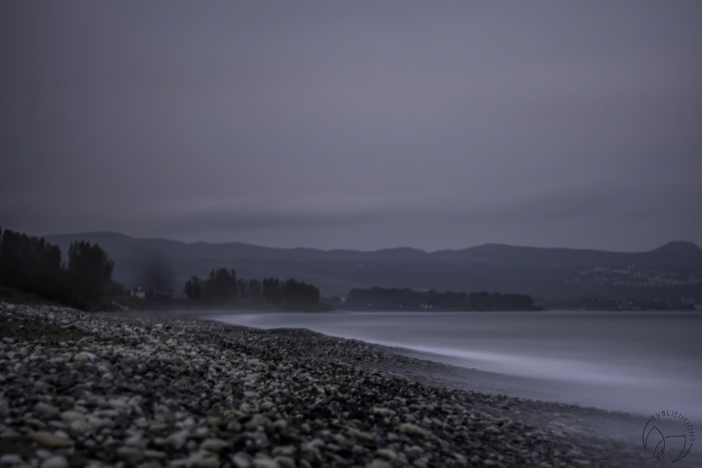 Ghost Beach by evalieutionspics