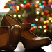 Christmas Shoes by pfmandeville