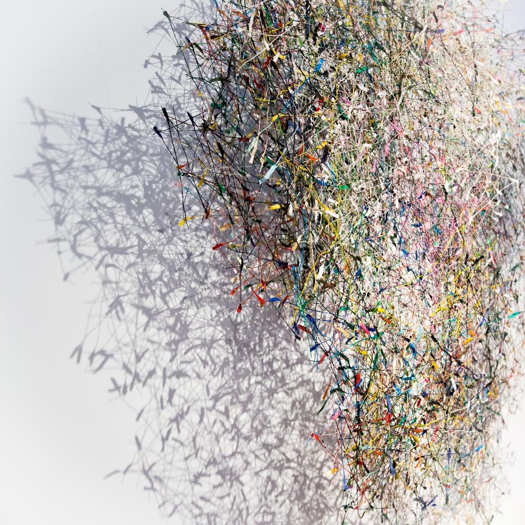 Thread Art by Tomoko Ishida by jyokota