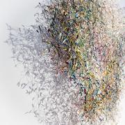9th Mar 2017 - Thread Art by Tomoko Ishida
