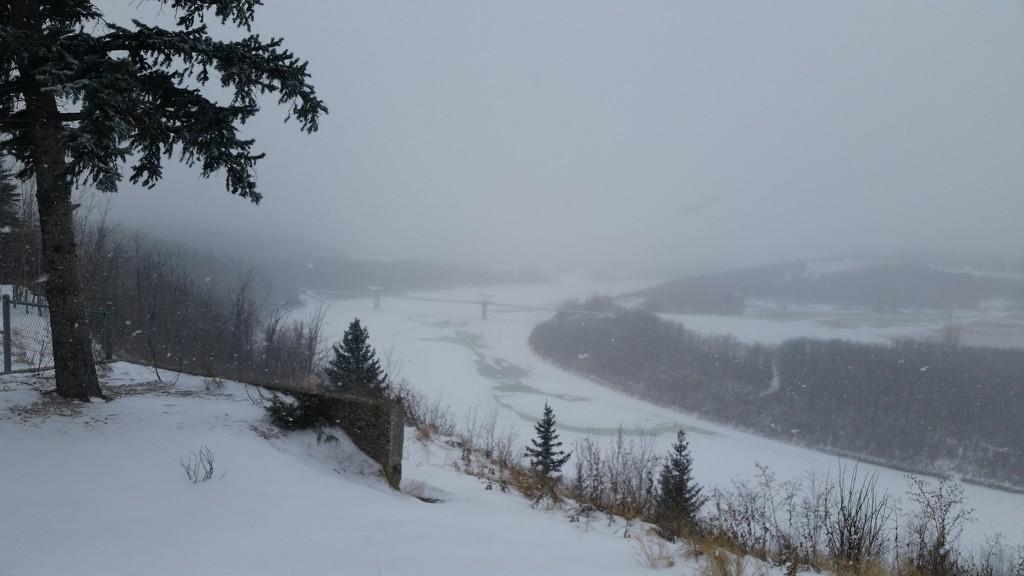 Winter Valley by schmidt