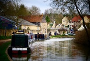11th Mar 2017 - K&A canal at Bradford on Avon