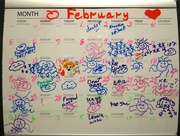 3rd Mar 2017 - February 2017 whiteboard