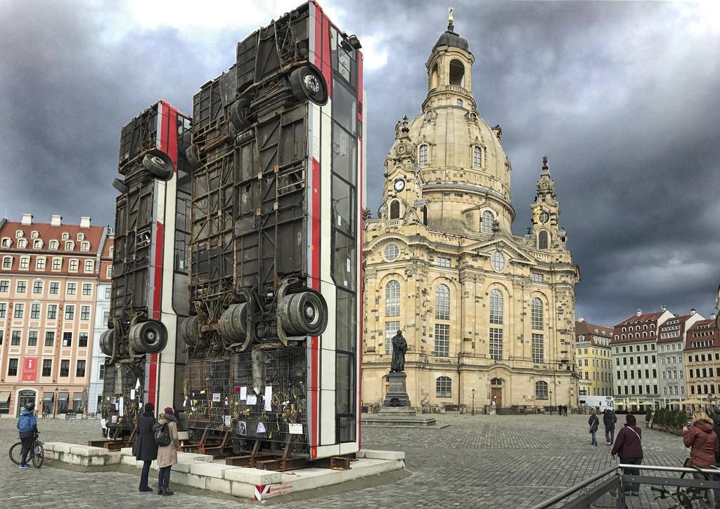 3.10 Dresden, Frauenkirche by domenicododaro