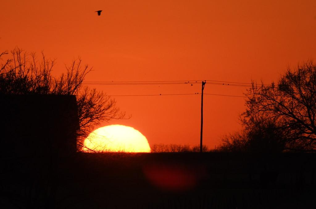 A Sunset's Mirror by kareenking