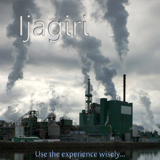 Album Cover Challenge #77; Ijagiri - Use the experience wisely by lsquared