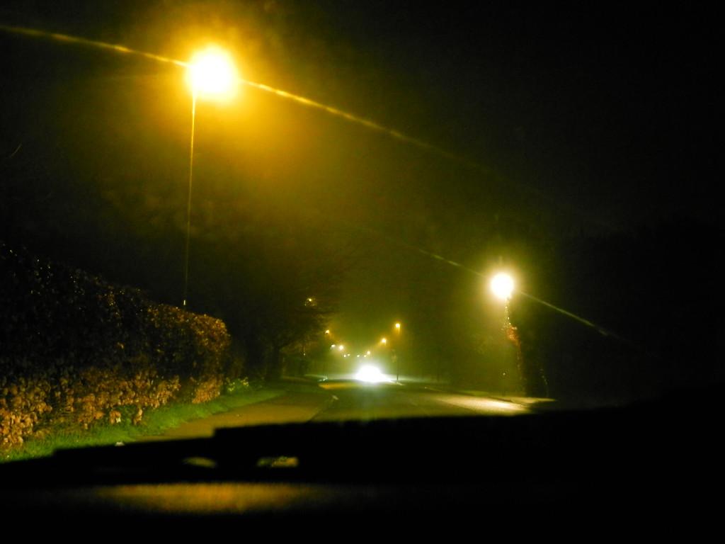 Night time by josiegilbert