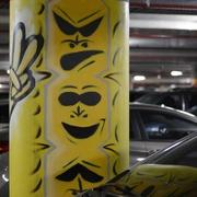 15th Mar 2017 - More Car Park Street Art....._DSC4450