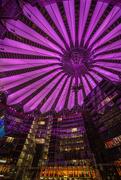13th Mar 2017 - Potsdamer Platz At Night