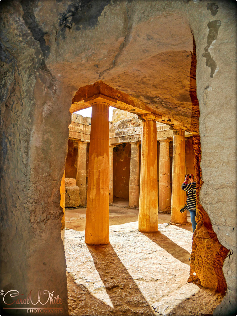 Tombs Of The Kings, Paphos by carolmw