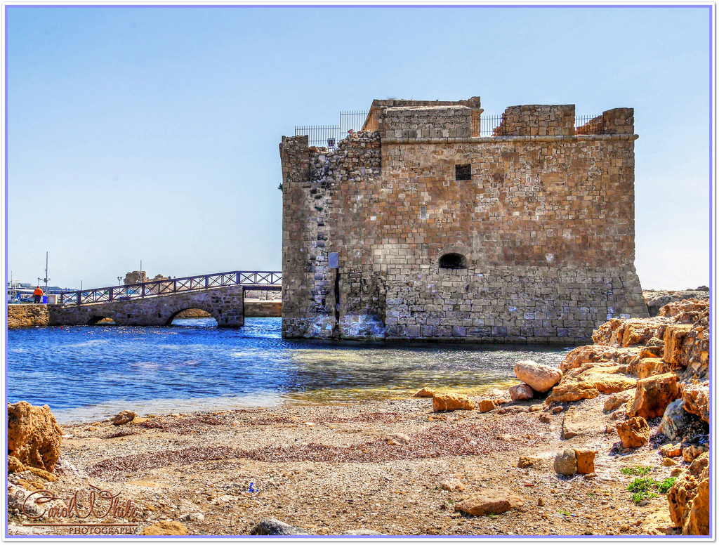 The Old Fort, Paphos by carolmw