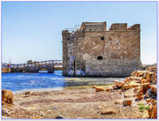 18th Mar 2017 - The Old Fort, Paphos