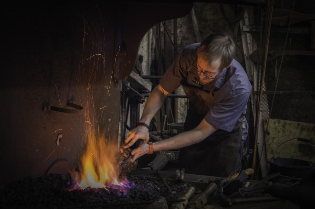 Blacksmith by jon_lip