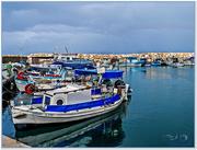 20th Mar 2017 - Fishing Boats At Lakki, Cyprus