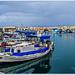Fishing Boats At Lakki, Cyprus