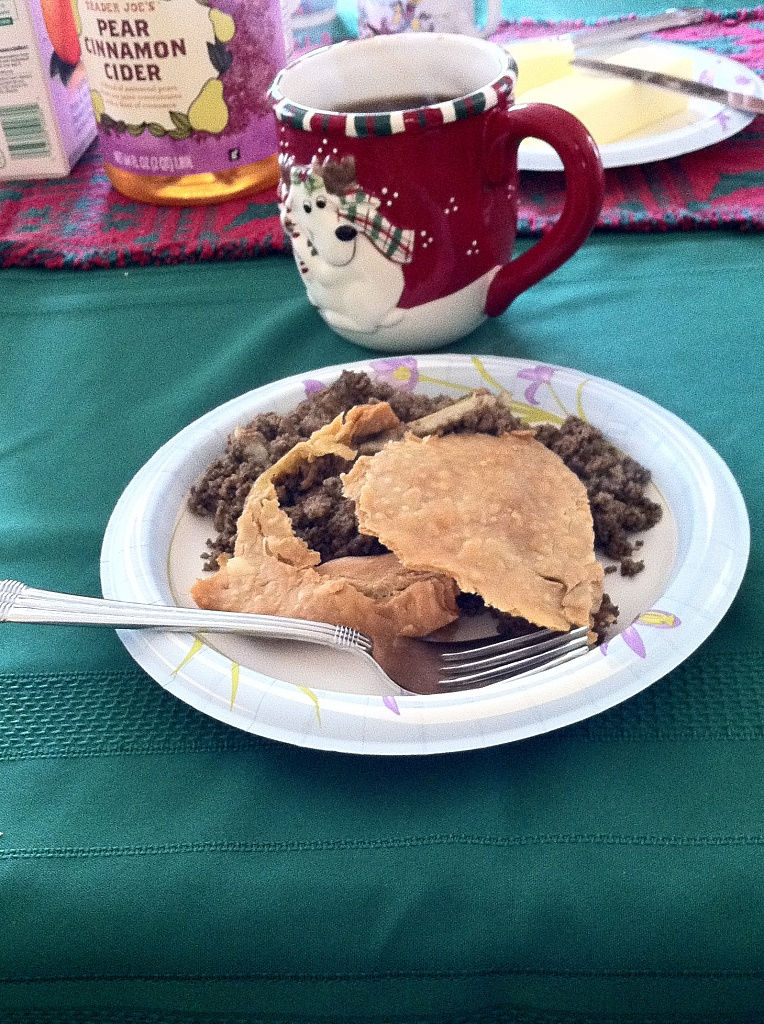 Christmas Breakfast by robv