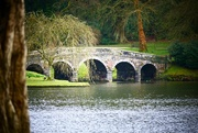 21st Mar 2017 - Bridge at Stourhead