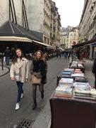 20th Mar 2017 - Mes parisiennes.