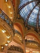 23rd Mar 2017 - Galeries Lafayette.